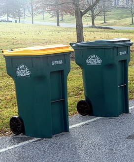 Trash and Recycling Services